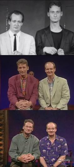 "Because best friends | 20 Beautiful Things About Friendship As Told By ""Whose Line Is It Anyway"""