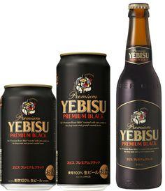 サッポロビール YEBISU PREMIUM BLACK