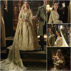 Reign Weddings - Mary and Darnley