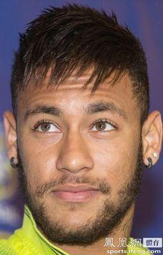 His eyes   Neymar