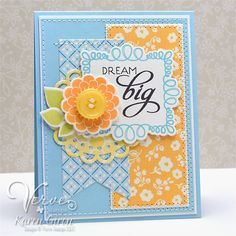 Dream BIG by karengiron - Cards and Paper Crafts at Splitcoaststampers