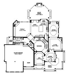 30 Best floorplans images in 2018   House plans, How to plan