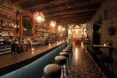Bo's, a New Orleans-Style Bar and Restaurant - Eater Inside - Eater NY