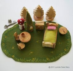 gnome play set
