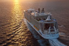 Allure of the Seas llega a España