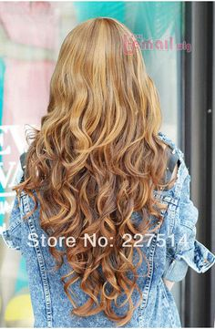 Fahion Women 65cm Long Mixed Blonde Brown Wave Fashion Party Full Hair Wig SY09     #http://www.jennisonbeautysupply.com/    http://www.jennisonbeautysupply.com/products/fahion-women-65cm-long-mixed-blonde-brown-wave-fashion-party-full-hair-wig-sy09/,      Natural looking and soft touch, Wearing it, it can bring you more confidence, and more.  The size is adjustable and no pins or tape should be required. It should be fit on most people. All you should need to do is adjust the hooks inside…
