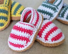 CROCHET PATTERN Baby Booties Baby shoes crochet by matildasmeadow