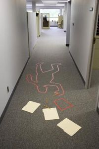 Crime Scene Investigation Student Activity thumbnail