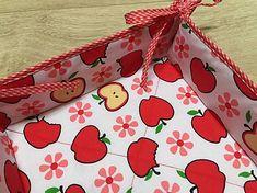 Rentcha / košík jablčka