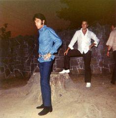 July 3, 1969 Elvis At Graceland......