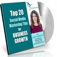 Top 20 Tips on Social Media Marketing