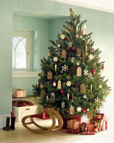 Imagens Lindas - Imagens de lindas árvores de natal