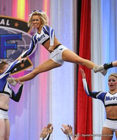 The Cheerleading Worlds  Cheer Athletics Wildcats