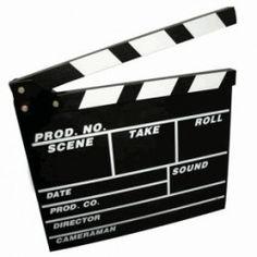 Grand clap de cinéma Hollywoodien ! http://www.rapid-cadeau.com/gadgets-insolites/113-grand-clap-de-cinema-hollywoodien.html