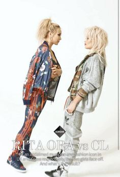cl and rita high cut