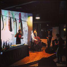 .@Viaggiareinpuglia Official | @donpastatw starts his show at #TBDPuglia party :) #TBDI2013