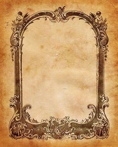 Here's another new vintage borders set that comes with a texture and also the border by itself in PNG and JPG. It was sourced from an old sheet music book Old Sheet Music, Vintage Sheet Music, Vintage Sheets, Papel Vintage, Vintage Paper, Picture Borders, Molduras Vintage, Printable Frames, Vintage Borders