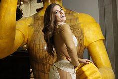 PORTAL JORGE GONDIM: Renata Longaray, da Tom Maior, diz realizar sonho ...