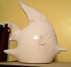 Decorative Ceramic Tropical Fish