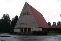Puolangan Kirkko Kirchen, Finland, Modern, Memories, Building, Buildings, Architectural Engineering