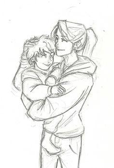 Ginny and little Teddy by MrSyaf on DeviantArt