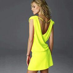 #neon #beachwear