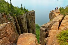 21 Natural Wonders in Ontario That You Need to See Sleeping Giant Provincial Park, Thunder Bay Thunder Bay Canada, Cheltenham Badlands, Places To Travel, Places To See, Ontario Parks, Ontario Travel, Destinations, Canadian Travel, Canadian Rockies