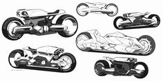 Motorcycle Concept Sketchpage, Benjamin Last on ArtStation at… Futuristic Motorcycle, Futuristic Art, Motorcycle Art, Moto Bike, Motorbike Design, Concept Motorcycles, Custom Bikes, Concept Cars, Art Reference