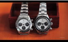 Rolex Paul Newman panda face - sweet bajeezots