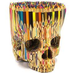 'Underneath The Colours' - By @rhetttttro 🔥Follow us @usemuzli🔥 - Use #muzli to get featured on the @usemuzli . . . . #skullbali #skullshop…