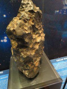 A meteorite!