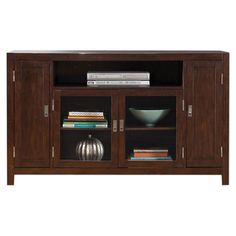 I pinned this Bradshaw Media Console from the Entertainment Room event at Joss and Main!