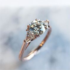 Graceful Night Before Christmas Engagement Ring Inspiration https://bridalore.com/2017/11/15/night-before-christmas-engagement-ring-inspiration/