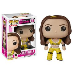 WWE Total Divas Brie Bella Pop! Vinyl Figure #Funko #PopVinyl #FunkoPop