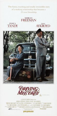 Driving Miss Daisy--one of my favorites and I know I've pinned many pins about this movie on this board but I'm pinning this one too!