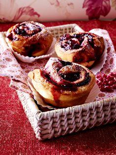 Birnen-Hefe-Muffins