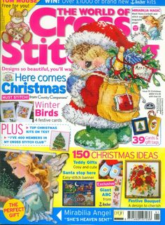 (5) Gallery.ru / Photo # 1 - The world of cross stitching 091 Christmas 2004 - tymannost