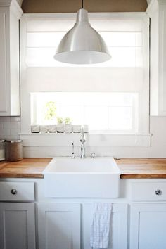 IKEA farmhouse sink (single bowl)