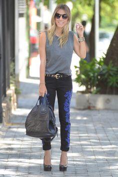 glam4you - look - blog - calça - skinny - regata - givenchy - blog - casual - nati vozza -