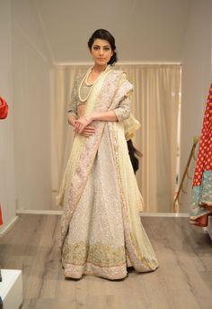 Designer Bride: Runway Inspiration - Nida Azwer Presents The Hyderabadi Collection (perfect valima outfit)