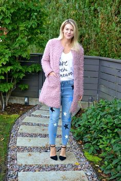 My OOTD: Pink Faux F