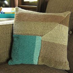 Easy Stripes Pillow