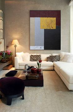 81 Popular Living Room Colors to Inspire Your Apartment Decoration 21 Living Room Color Schemes that Express Yourself Living Room Color Schemes, Living Room Colors, Home Living Room, Living Room Designs, Living Room Decor, Living Area, Home Interior Design, House Design, Decoration