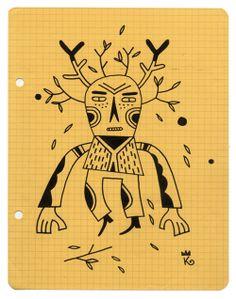 Emmanuel Kerner's personnal work
