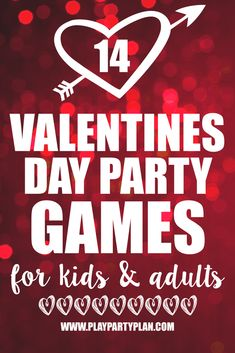 Valentines day activities for adults