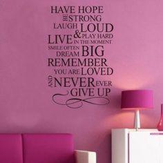 http://www.wallwritten.com Wall Written specializes in designing beautiful wall…