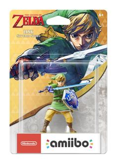 New The Legend of Zelda 30th Anniversary #amiibo - Available June 2017 - #TP #MM #SS