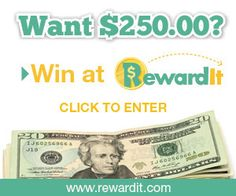 $250 Weekly Giveaway – Brought to you By Daily Coupon Alerts!