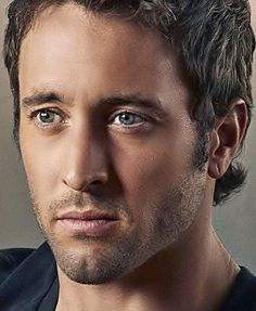 ALEX O'LOUGHLIN- love his eyes I could get lost!