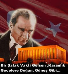 No matter what you think you are, you'll never ever guess the magnitude of what we are. Thank you Mustafa Kemal Ataturk. For breaking down the wall of ignorance.